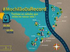 Saleta de Leitura Galera Record, Map, Rio De Janeiro, Reading, Location Map, Maps