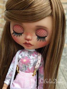 Bianca: Blythe OOAK von BellaDolla 112 von BellaDollaCreations
