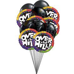 Memorable Birthday Balloons 6 Mylar Amp Latex Send