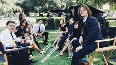The Criminal Minds cast are back on the set, and they have begun working on Season 13 of Criminal Minds.
