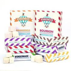 My at home business desserts, especially my home made marshmallows will transport through the mail very well using these!!! So excited to get them!!! Erika