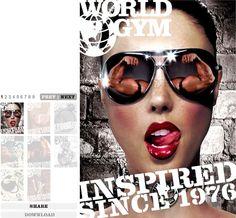 world gym   World Gym - Inspired since 1976