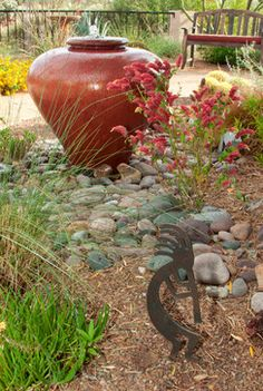Arizona · Courtyard · Desert Landscape Design Ideas, Pictures, Remodel, And  Decor