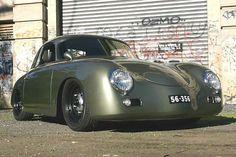 porsche 356 outlaw | tonyshaw › Portfolio › Porsche 356 Outlaw