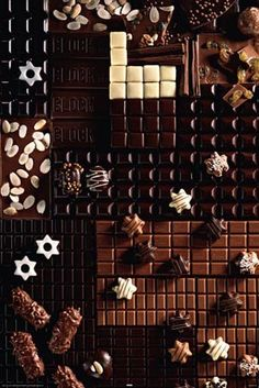 To learn the secrets of making gourmet chocolate (Chocoholic's Dream - Gourmet Chocolate)