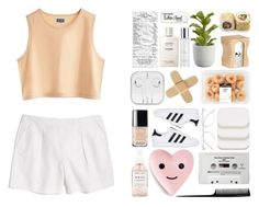 """never be like you"" by ade-20032s ❤ liked on Polyvore featuring moda, Madewell, MTWTFSS Weekday, Herbivore Botanicals, GHD, RetroSuperFuture, CASSETTE, COVERGIRL, adidas Originals ve Chanel"