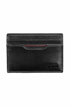 Tumi 'Delta' Money Clip Card Case available at #Nordstrom