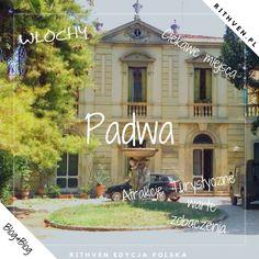 Kamieniczki atrakcje turystyczne Padwy