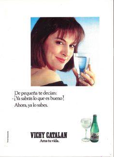 https://flic.kr/p/EbP51B | 1989 Anunci Vichy Catalán Ama tu vida - Revista Lecturas