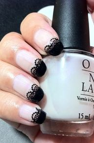 Lace Tips!
