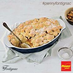  Upečte si voňavou vanilkovou žemlovku v 26 cm široké oválné míse značky Fontignac, kterou nyní v PENNY můžete získat až s 95% slevou! Celý recept najdete na www.penny-fontignac.cz. Dobrou chuť!   #penny #pennycz #pennymarket #pennymarketcz #pennyfontignac #fontignac #nadobi #nadobifontignac #kuchyne #vareni #peceni #recept #mnam #jidlo #zemlovka #sladke Macaroni And Cheese, Ethnic Recipes, Food, Mac And Cheese, Essen, Meals, Yemek, Eten
