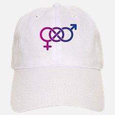 fb9b02c367643 Bi Pride Multicolor Logo Hat for Cap Ideas