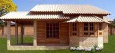 Casas Nevalle - Casa em Madeira e Alvenaria em Porto Alegre