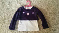 Kurz-Pullover für Mädchen :)