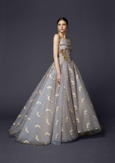 Vivienne Westwood -The Delicate Tulle Gown Couture Collection #wedding #dress