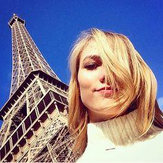 Karlie Kloss set to star in 'Zoolander Toni Garrn, Anja Rubik, Karlie Kloss, Versace, Celebrity Selfies, Cool Instagram Pictures, Killer Abs, Zoolander, First Humans
