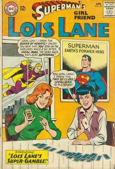 Superman's Girlfriend Lois Lane #56, April 1965, cover by Kurt Schaffenberger