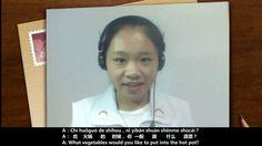 ♡♡♡Standard Chinese Language Learning♡♡♡ (Mandarin) (10.24) 蔬菜系列(九) 生菜 A:Chī huǒguō de shíhou,nǐ yìbān shuàn shénme shūcài? A:吃火锅的时候,你一般涮什么蔬菜? A: What vegetables would you like to put into the hot pot? B:Tōngcháng shì shēngcài。 B:通常是生菜。 B: Normally lettuce. http://www.e-Putonghua.com/