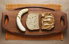 Favorite meal:  banana & peanut butter sandwich (with big glass of milk).. yes I am like a 5 year old