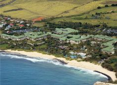 Hyatt Regency Resort Poipu Bay Kauai, HI Available in Products:  Improved-S, MF 108 Flat
