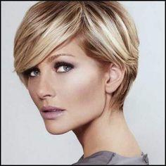 Frisur Für Feines Haar Und Schmales Gesicht - Mode-Frisuren | Einfache Frisuren
