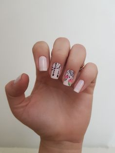 Manicure At Home, Manicure And Pedicure, Gel Designs, Nail Art Designs, Manicure Natural, Aztec Nails, Girls Nails, Stylish Nails, Mani Pedi