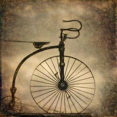 Antique Bicycle I