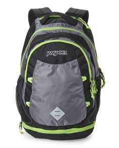grey and green backpack - Google Search