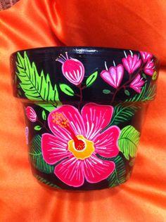 Flower Pot Art, Flower Pot Design, Clay Flower Pots, Flower Pot Crafts, Ceramic Flower Pots, Clay Pot Crafts, Clay Pots, Flower Pot People, Clay Pot People