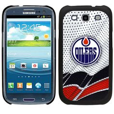 Edmonton Oilers Samsung Galaxy S3 Thinkshield Case - White - $19.94