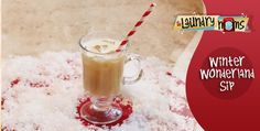 """""""Winter Wonderland Sip"""" ~Trim Healthy Mama Friendly~ // // It's January start of a New Year, a clean slate, a fresh start…so wipe the slate clean and y… Low Carb Drinks, Healthy Drinks, Healthy Food, Low Carb Recipes, Cooking Recipes, Desserts In A Glass, Trim Healthy Mama Plan, Smoothie Drinks, Protein Smoothies"""
