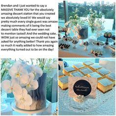 Excited to recieve this feedback from Danielle and Brendan on the #marbledesserttable I styled last weekend. Many thanks to @velvetier for the stunning cake and desserts and @flowers_by_forrest for the beautiful florals... #desserttable #marble #marblelux #marblecake #marblewedding #brisbaneweddings #eventstyling #wedding #weddingcake