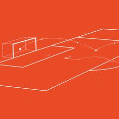 Minimalist Posters Celebrate The World Cup's Most Memorable Moments - DesignTAXI.com
