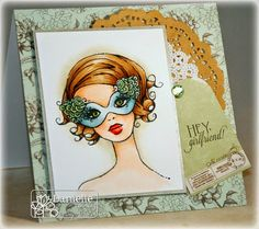 A Day For Daisies: ADFD New Release ~ Doll Face Prints...