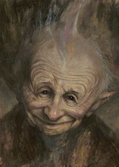 AFA NYC | Brian Froud's Faeries' Tales – Brian Froud