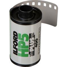 Ilford HP5 Plus Black and White Negative Film 1574577 B&H Photo