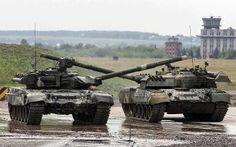 T80 & T90 Tanks