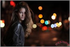 night time portraits - Google Search