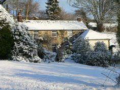 Grogley Farmhouse in North Cornwall