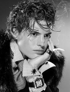 #Mens #Fashion #LouisPrades #MilesAldridge #Vogue