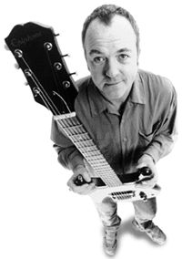 Robbie McIntosh - has worked with The Pretenders, Paul McCartney & John Mayer, among others too numerous to mention.