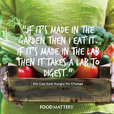 Words to live by by the lovely Kris Carr! <3  www.hungryforchange.tv