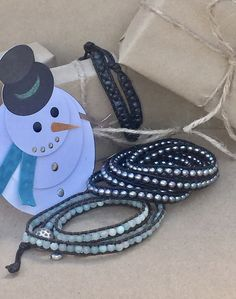 Wrap Bracelets: DIY Holiday Gifts Workshop.  Enroll via Verlocal, Los Angeles