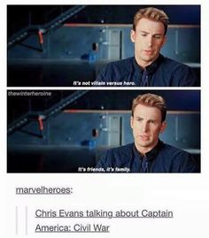 The feels are coming. #CaptainAmericaCivilWar