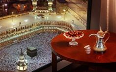 MAASALLAH WHAT A BEAUTIFUL WIEW WITH IFTAR & SAHUR