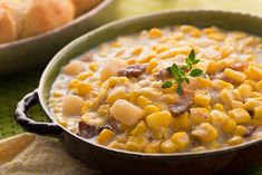 A Wise Woman Builds Her Home: Winter Slow Cooker Corn Chowder