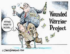 Wounded Warrior scandal