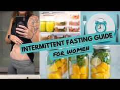 Intermittent Fasting Guide For Women - YouTube