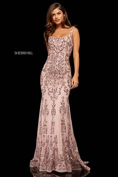 Sherri hill 52925 in 2019 formal gowns prom dresses, formal Sherri Hill Prom Dresses, Prom Dress Stores, Homecoming Dresses, Quinceanera Dresses, Mob Dresses, Dress Prom, Party Dresses, Sequin Formal Dress, Formal Gowns