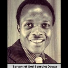 """Servant of God Benedict Daswa  - The cause for beatification and canonization of the South African-native Benedict Daswa, who was killed for his refusal to support witchcraft, has arrived in Rome.  Bishop Joao Rodriguez of South Africa's Tzaneen diocese said he hopes devotion to """"this apostle of life"""" will spread and that people """"will receive special graces"""" from Daswa's intercession, especially for """"problematic family life relations and bondage to the occult and witchcraft.""""  Although his…"""